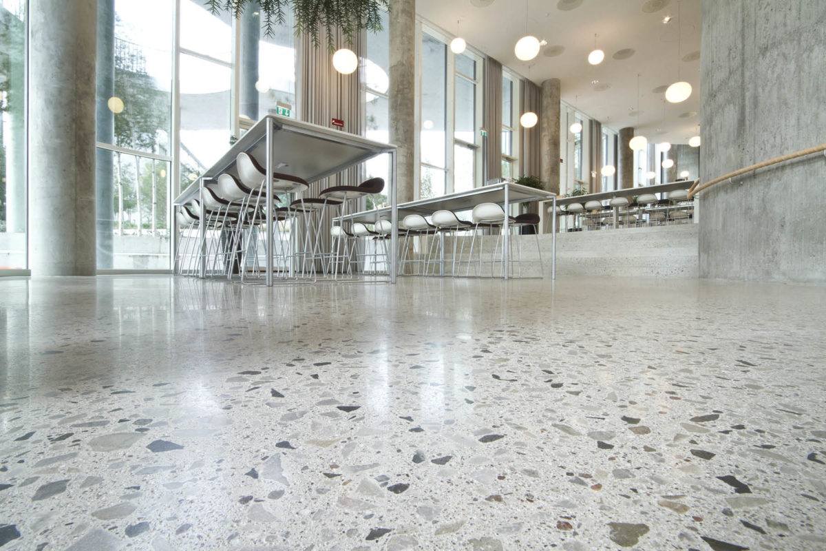 How To Clean A Polished Concrete Floor Epoxy Flooring